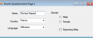Policy Automation – Hiding and Showing