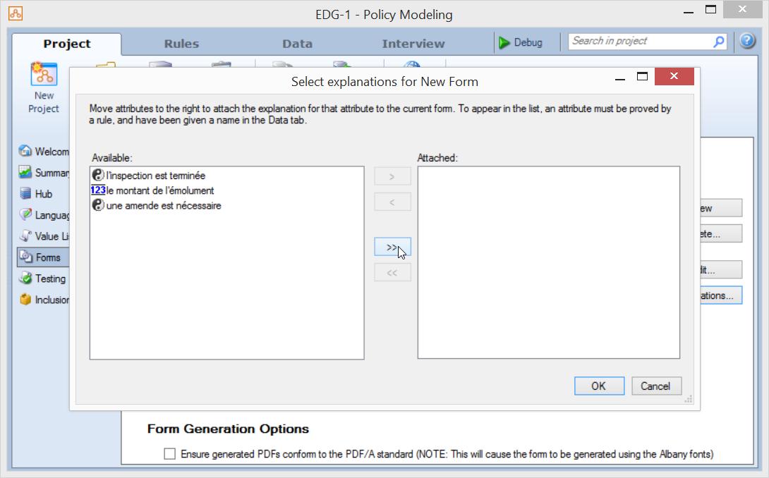 Creating a Form in OPA 12 aka BI Publisher