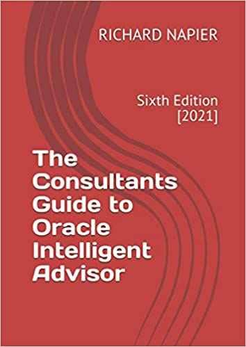 Intelligent Advisor Books on Amazon - New Cover Paper edition
