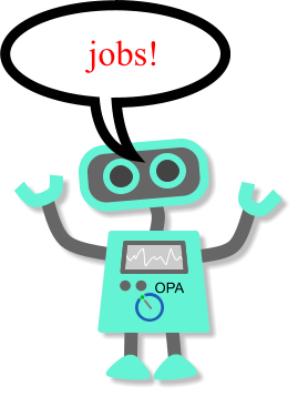 New OPA Jobs Page