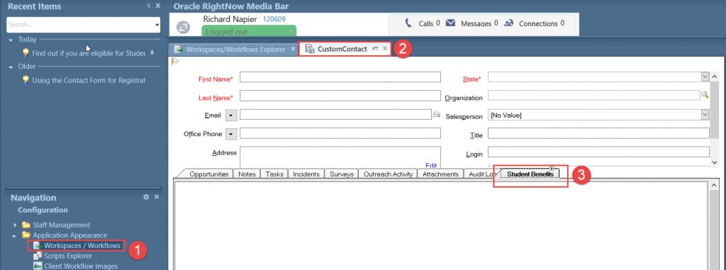 Service Cloud - Example