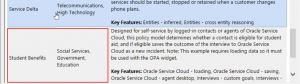 Service Cloud and Oracle Policy Automation