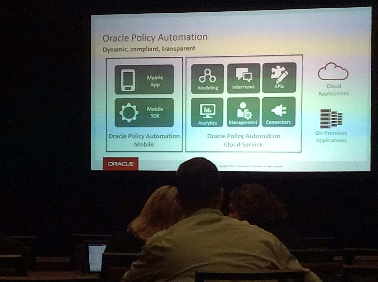 How Oracle Policy Automation Is Helping Shape the Future of Customer Service [BRK1030]