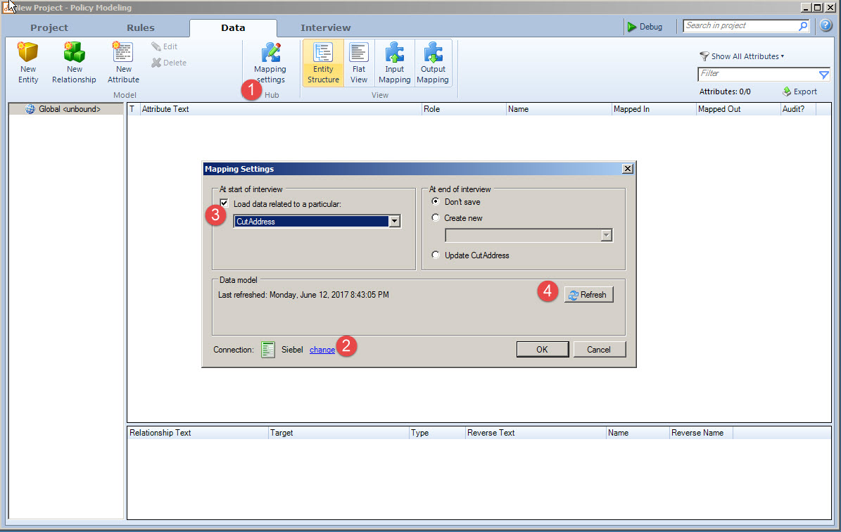 Oracle Policy Automation 12 and Siebel IP 2016 – Installation and Configuration