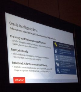 Bots in OOW17 Slide 5
