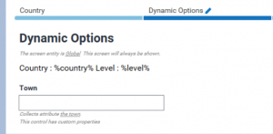 Oracle Policy Automation - JavaScript Custom Options - Setup Options Extension