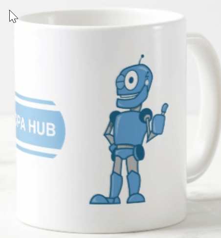 The OPA Hub Mug 2019 Edition