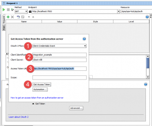 What's New in Oracle Policy Automation 18A OAuth