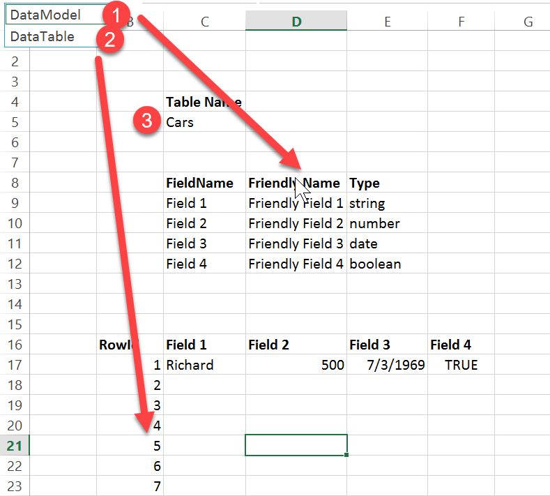 Excel as an OPA Data Connection