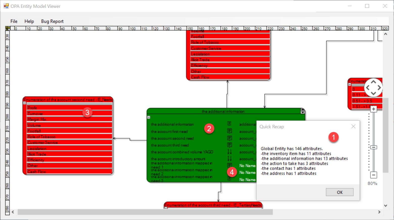 Data Model Viewer – Updates