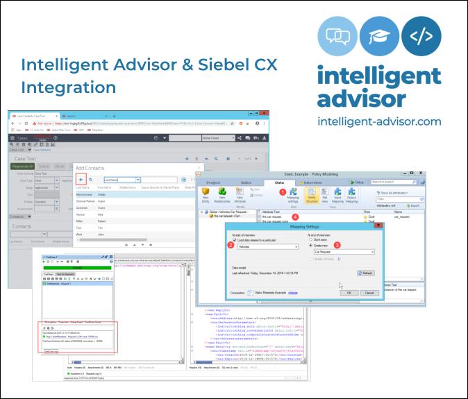 Intelligent Advisor Training - Siebel and Intelligent Advisor Integration