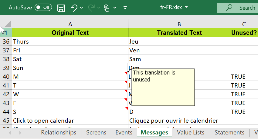 Whats New in Intelligent Advisor 21A Monthly Update 2 - Unused Translations